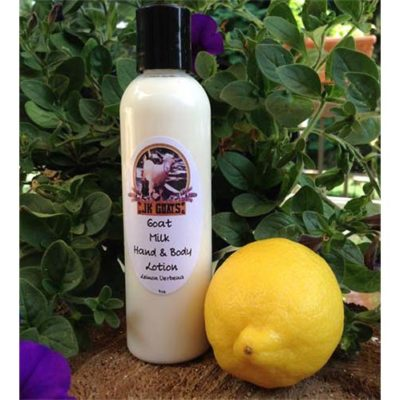 Goat Milk Hand & Body Lotion